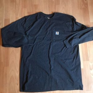 Carhartt Shirts - Long sleeve CarHart Orginal Fit Tee